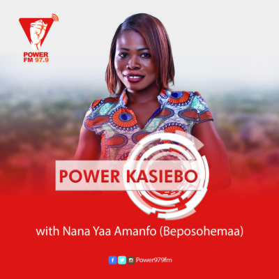 POWER NEWS. with Beposohemaa