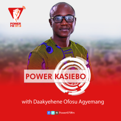POWER NEWS. with Daakyehenea