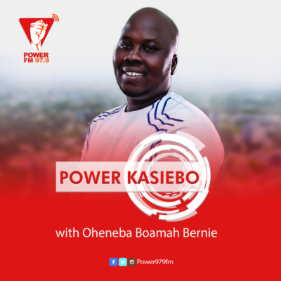 POWER NEWS. with Oheneba