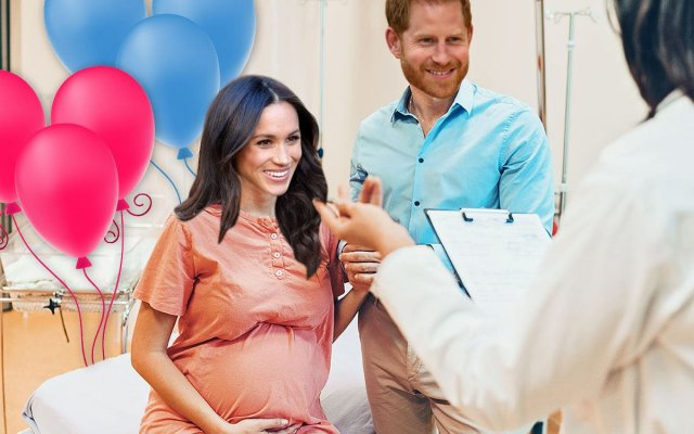 Photo of Royal Baby: Meghan Gives Birth To A Boy
