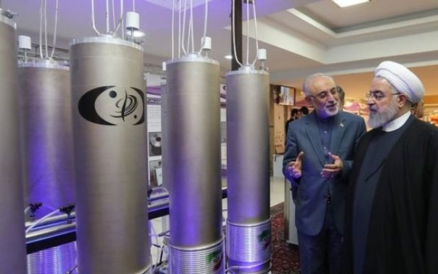 Photo of Iran Suspends Part Of Nuclear Deal