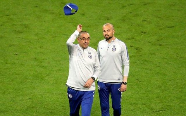 Photo of Frustrated Chelsea Boss Storms Out Of Training