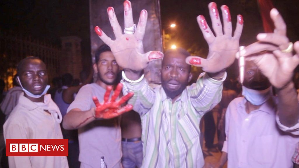 Photo of Sudan Protests: Outrage As Troops Open Fire On Protesters