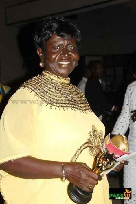 Photo of Maame Afia Konadu dies at 69