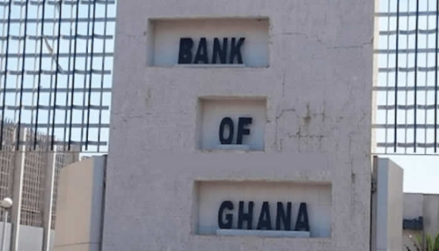 Photo of Bank Of Ghana Begins Circulation Of New Notes Today