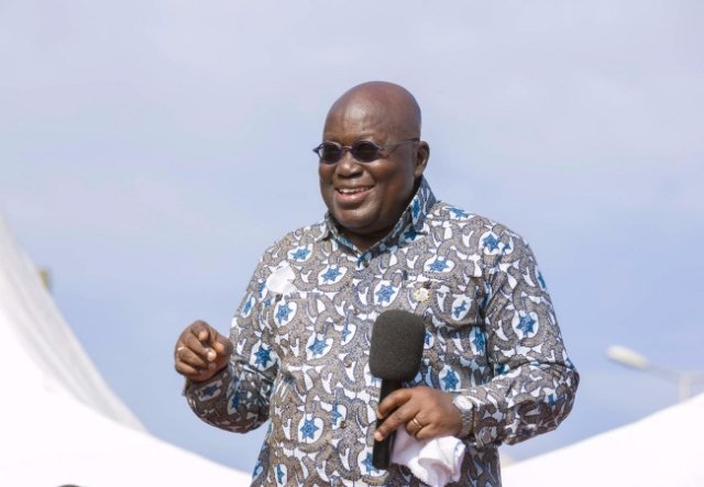 Photo of President Ends Tour Of New Regions