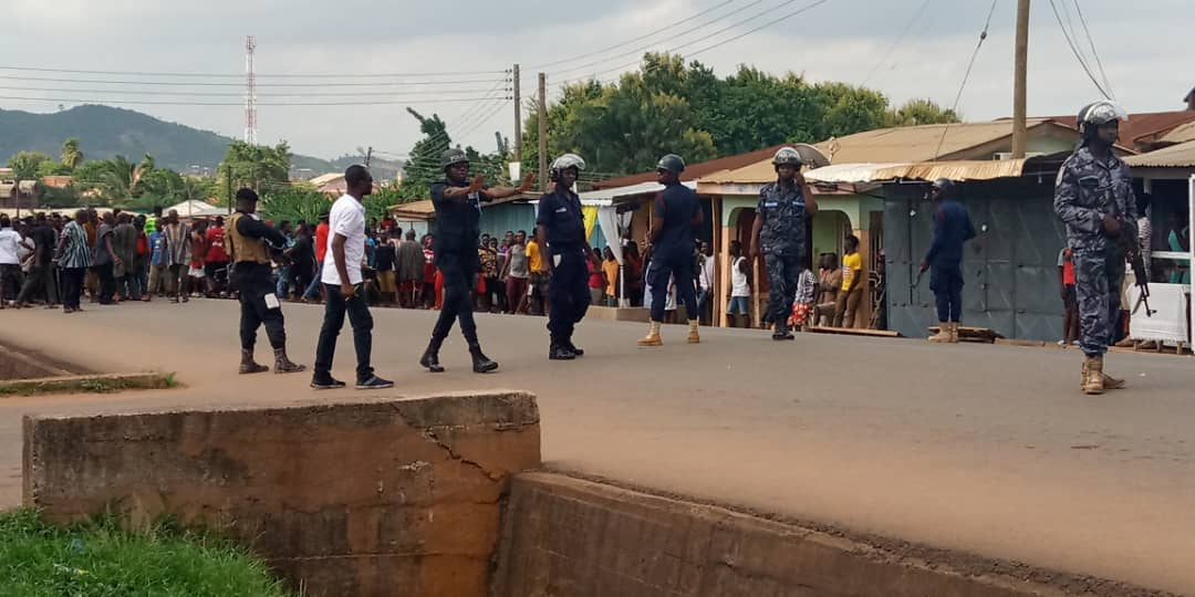 Photo of Krobos – PDS Staff Violent Clash: 4 Feared Dead, 35 Arrested