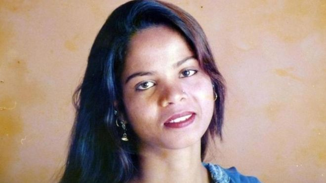 Photo of Asia Bibi: Christian Leaves Pakistan After Blasphemy Acquittal
