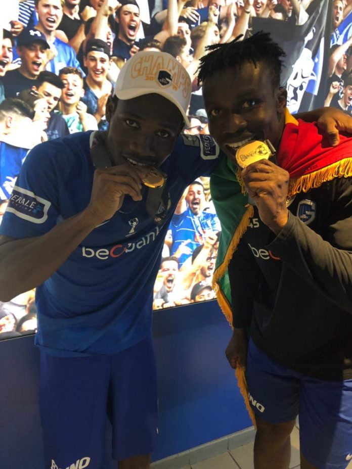 Photo of Belgian league: Ghana's Aidoo, Paintsil crowned champions with Genk