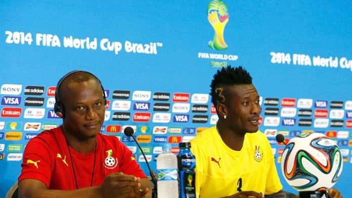 Photo of Asamoah Feels Betrayed By Kwasi Appiah – Gyan Foundation