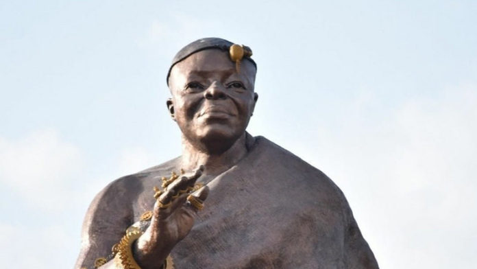 Photo of We Didn't Produce Otumfuo Statue – KNUST