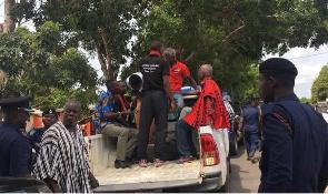 Photo of 80 More Western Togoland Secessionists Arrested
