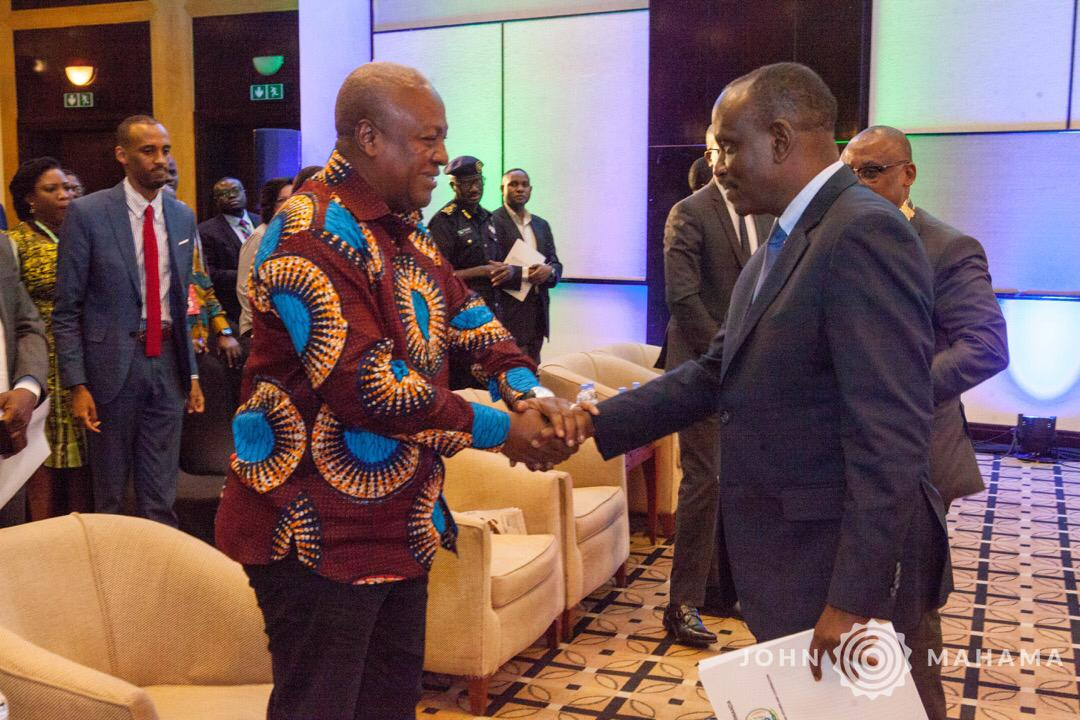 Photo of Let's Tell Our Own African Story – Mahama