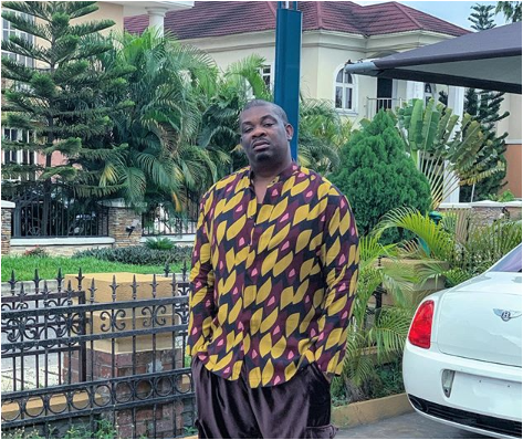 Photo of I'm Not Richer Than Davido – Don Jazzy