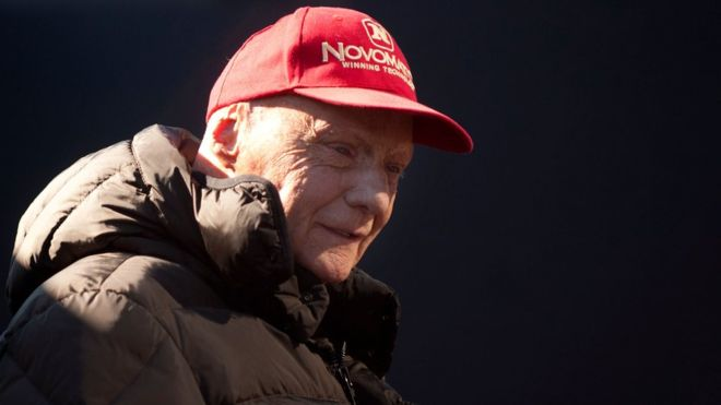 Photo of Niki Lauda, Austrian Formula 1 Legend, Dies At 70