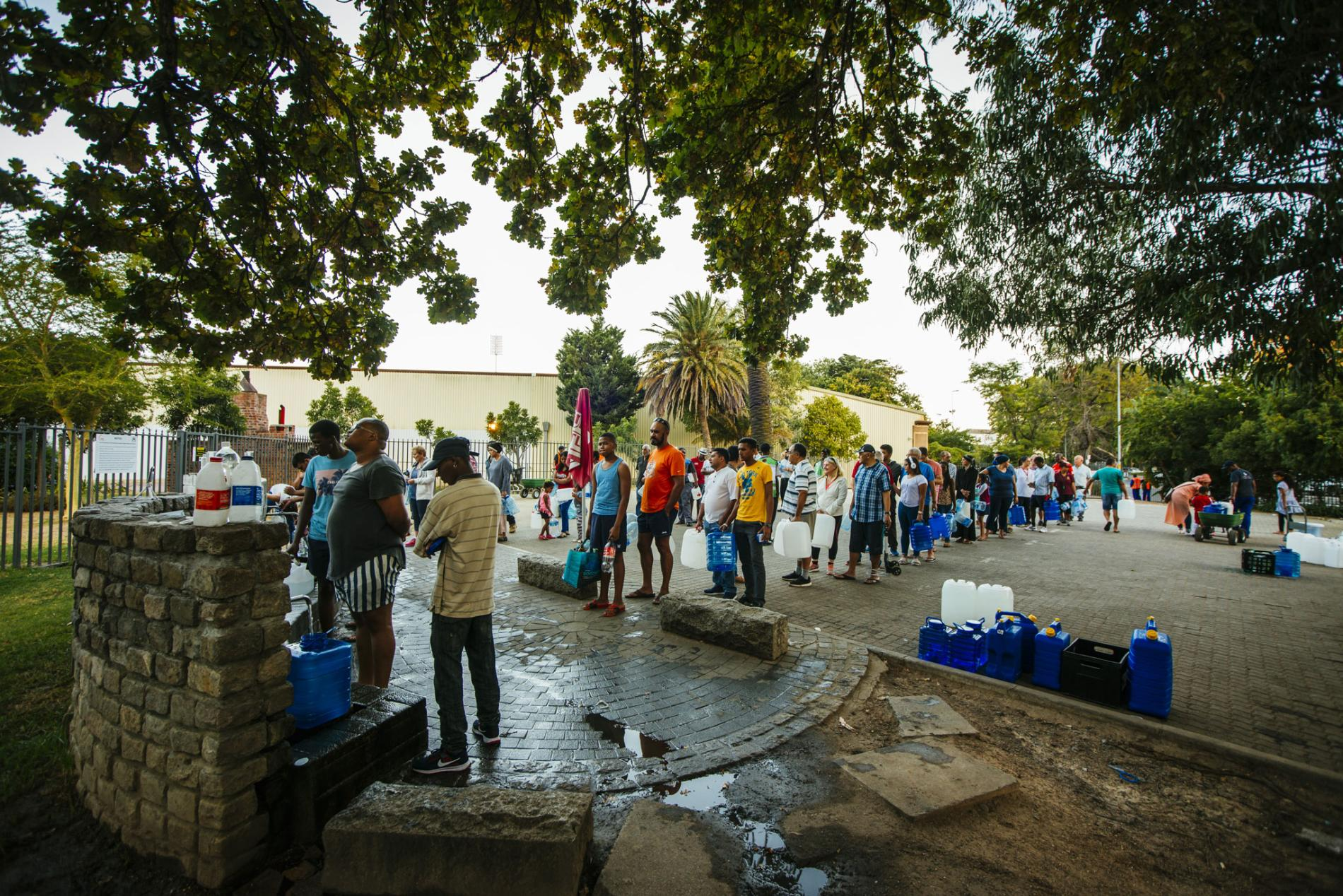 Photo of Water Shortage Hits Parts Of The Country