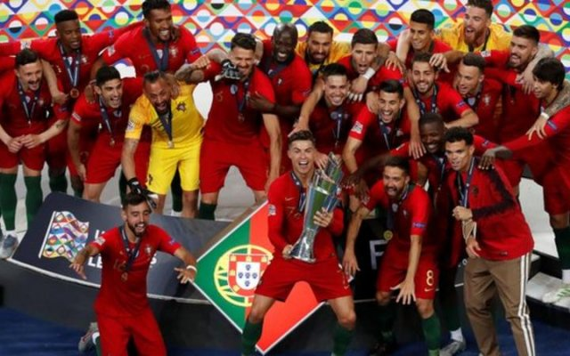 Photo of Portugal Beats Netherlands To Win Inaugural Nations League
