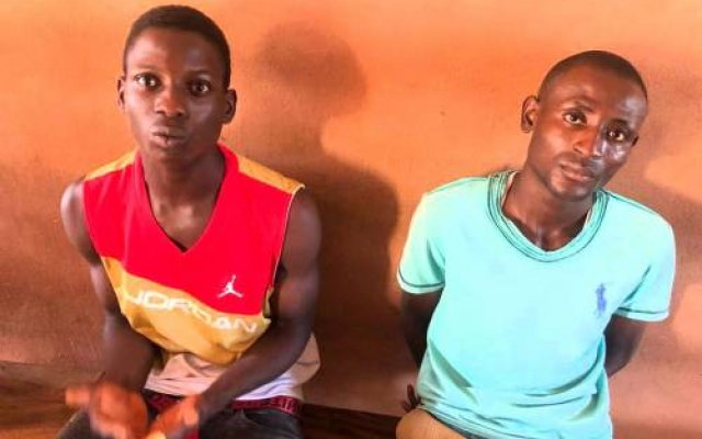 Photo of Pastor Fakes Own Kidnap; Demands N3m From His Church