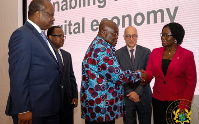 Photo of Ghana's Digital Economy Supporting Growth – Akufo-Addo