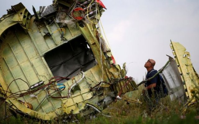 Photo of MH17: Four Charged With Shooting Down Plane Over Ukraine