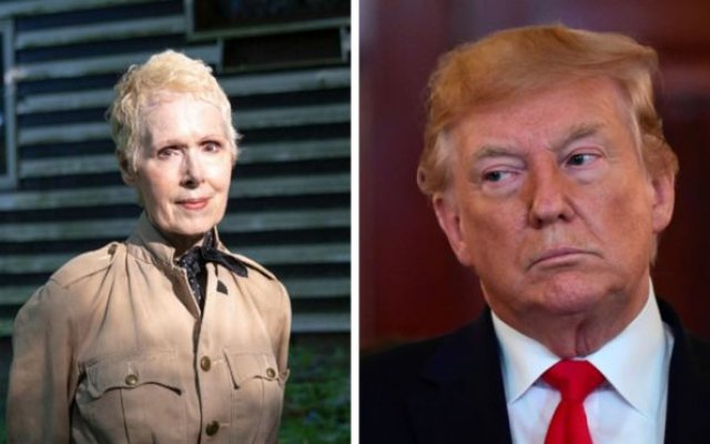 Photo of Trump Says Sexual Assault Accuser E Jean Carroll 'Not My Type'