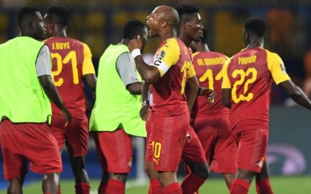 Photo of 10-Man Black Stars Settle For A Draw With Benin