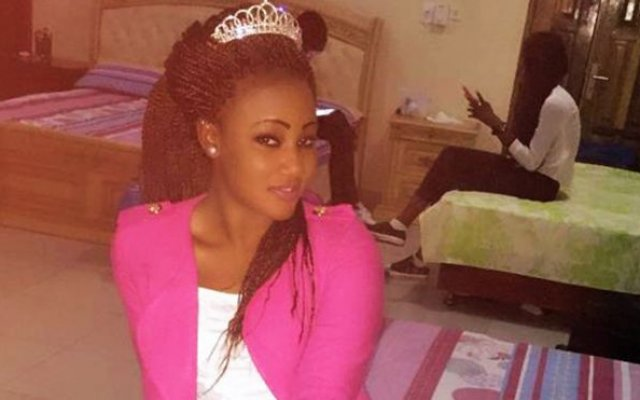 Photo of Beauty Queen 'Raped By Gambia's Ex-President Jammeh'
