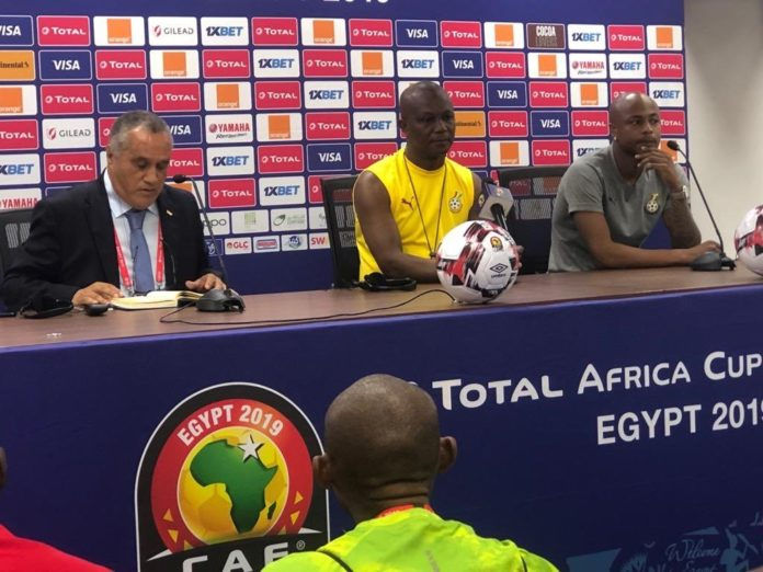Photo of Ghana Vs Benin: Captain Dede Ayew Fires Warning