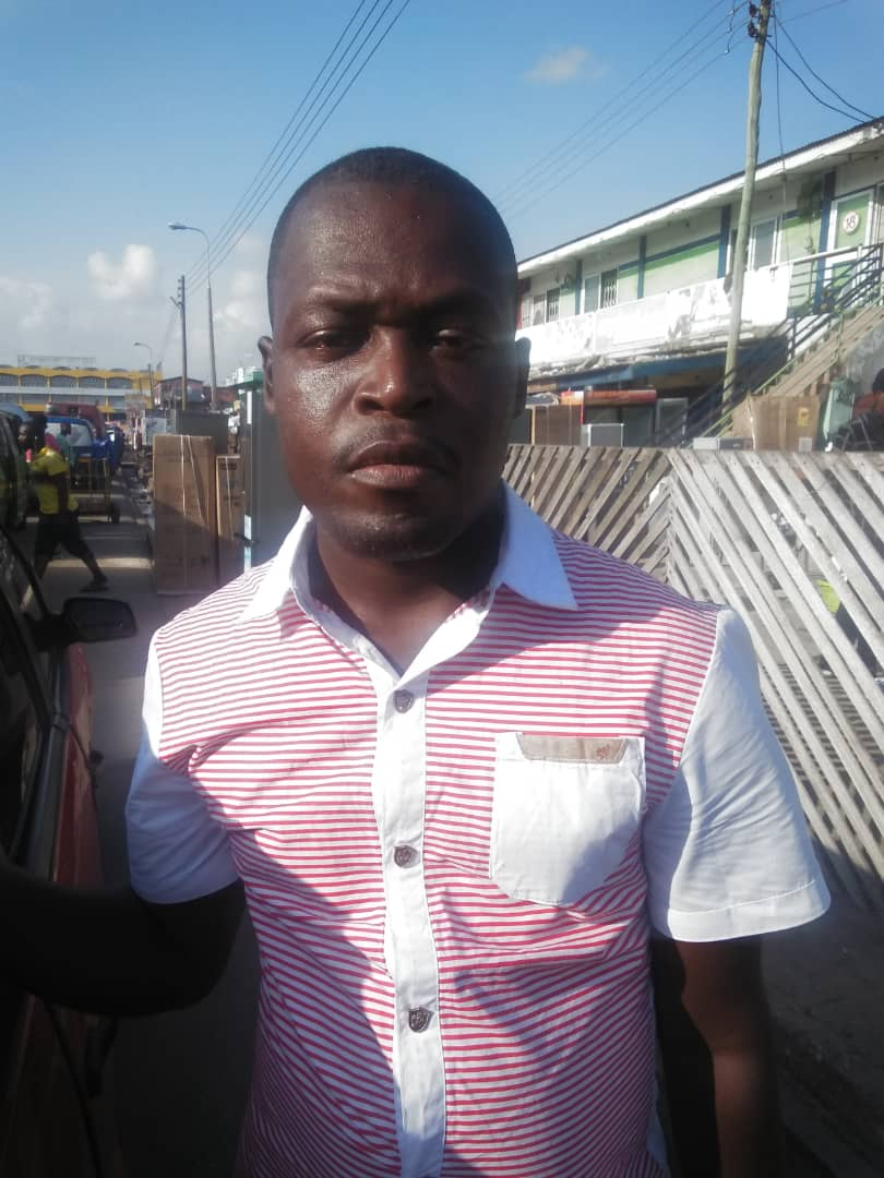 Photo of Ex-convict narrates how he was wrongfully jailed for 15 years by a CID