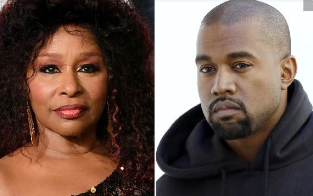 Photo of Chaka Khan 'Pissed' After Hearing Kanye Sample Her Song On 'Through The Wire'