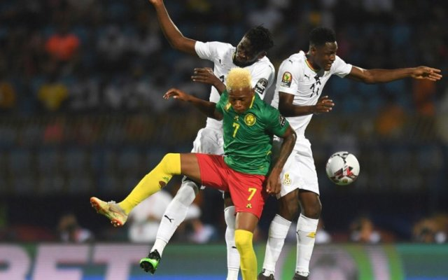Photo of Afcon: Ghana, Cameroon In Goalless Draw