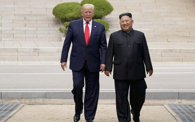 Photo of US 'Hell-Bent' On Hostility Despite Talks, North Korea Says