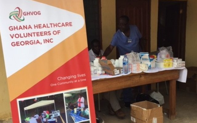 Photo of A/R: GHVOG Delivers Free Healthcare