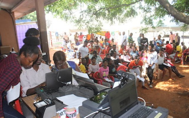 Photo of Extend Ghana Card, Voter Card Registration Exercises – NDC