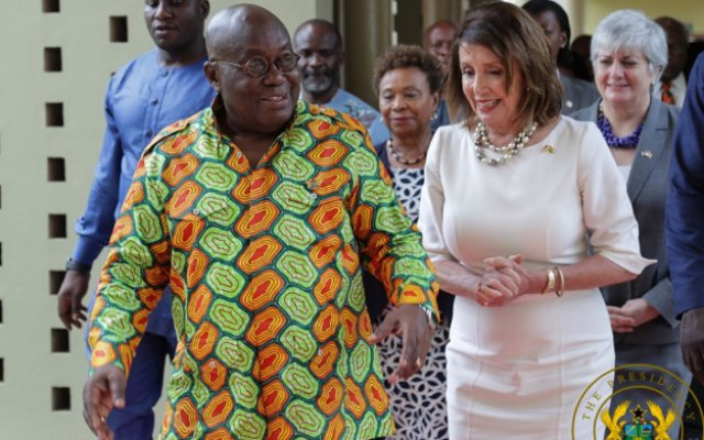 Photo of Ghana Wants Progressive Trade Relations With US – Akufo-Addo