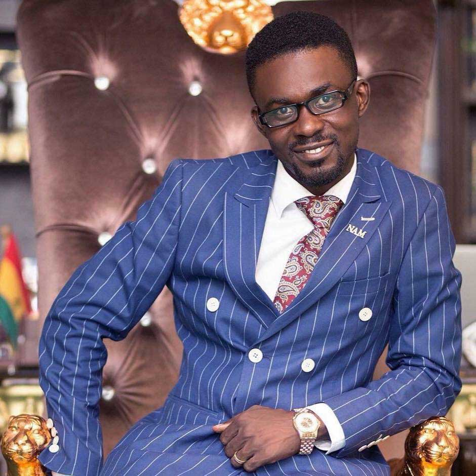 Photo of Menzgold CEO, Nana Appiah Mensah, Back Home Whisked To CID Headquarters, Details Sketchy
