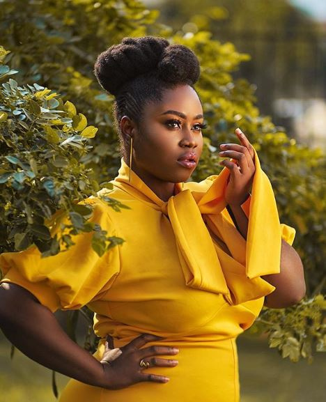 Photo of Lydia Forson Seems To Know Why Women Buy Charm To Attract Men