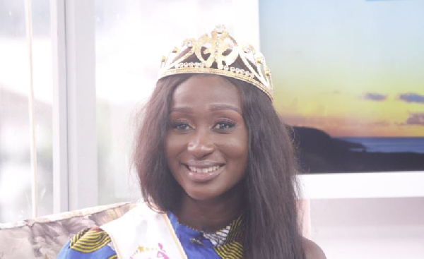 Photo of Miss Ghana Trends For The Wrong Reason