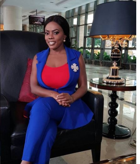 Photo of My Family Thinks I'm The Pregnant News Anchor – Nana Aba Anamoah