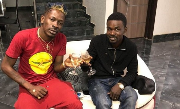 Photo of Shatta Wale Hails NAM 1 For Getting Him An Opportunity To Be Featured On Beyonce's Album