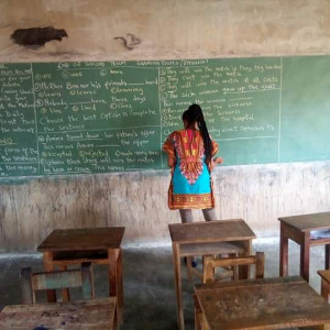 Photo of Write Exam Questions On Chalkboards – GES To Head Teachers