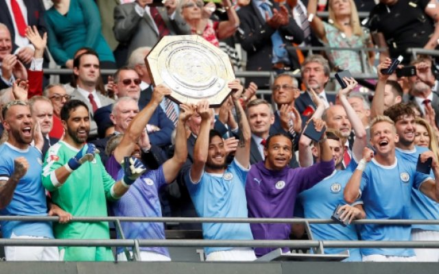 Photo of Man City Wins Community Shield