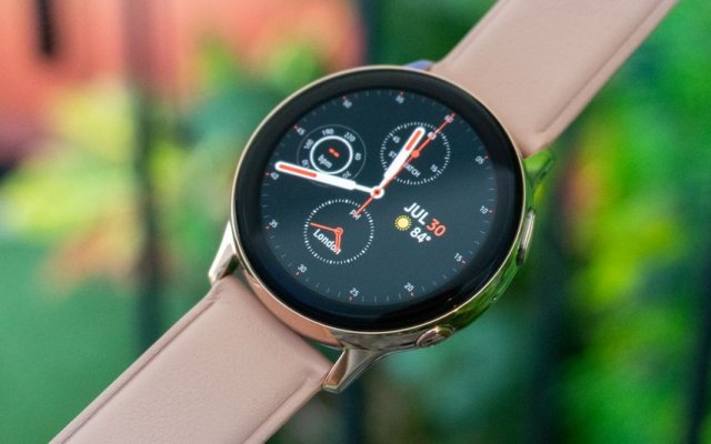 Photo of Samsung Galaxy Watch Active 2 Is A Hot Alternative To The Apple Watch