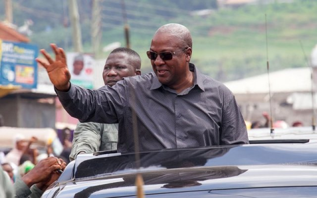 Photo of Mahama Visits Savannah Region August 13