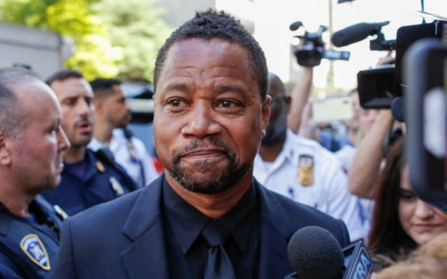 Photo of Cuba Gooding Jr To Face Trial Over 'Grope'