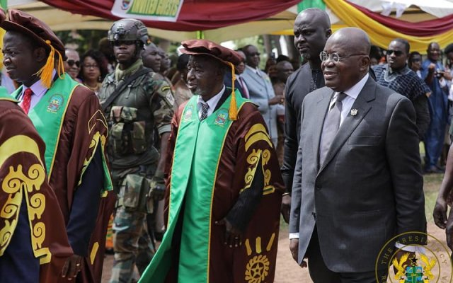 Photo of Free SHS Students To Hit 1.2m By Sept. – Akufo-Addo