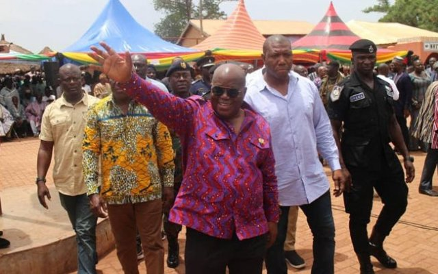 Photo of Akufo-Addo Begins Tour Of Northern, Upper Regions Today