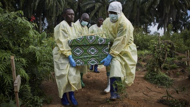Photo of DR Congo Ebola Deaths Top 2,000