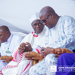 Photo of Photos: John Mahama attends Peace Prayer Conference of the Musama Church