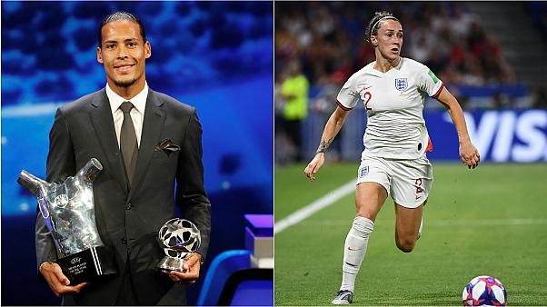 Photo of Uefa Player Of The Year: Bronze And Virgil Van Dijk Win Awards